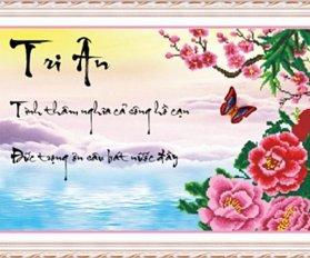 Tranh Dinh Da Tri An H1076
