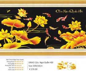 Cuu Ngu Quan Hoi Tranh Dinh Da Kim Cuong Ab Tdf042 Df042240000