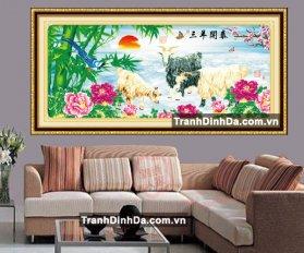 Tranh Dinh Da Tam Duong Khoi Thai 522