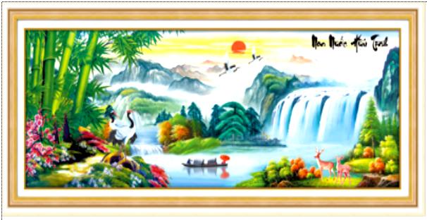Tranh Dinh Da Df083