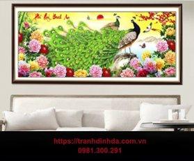Tranh Dinh Da Phu Quy Binh An Tdf315