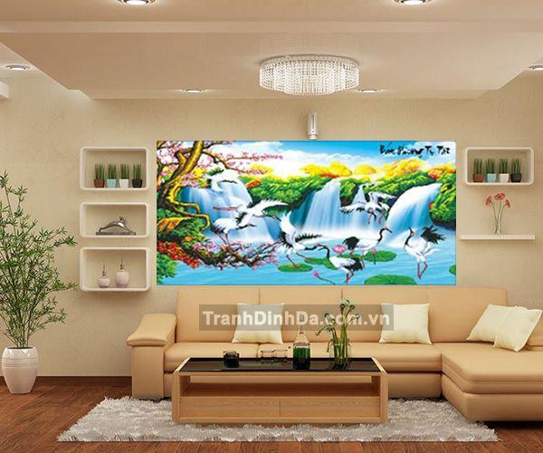Tranh Phong Thuy Tuoi Tuat