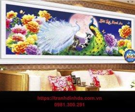Tranh Phu Quy Binh An Tdf344