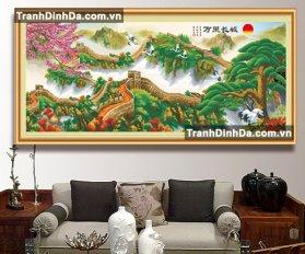 Tranh Van Ly Truong Thanh Dep 1