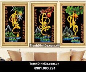 Tranh Gan Da Phuc Loc Tho Yd8051