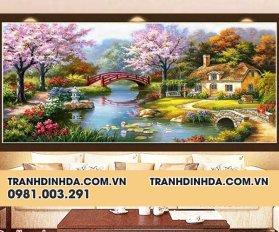 Tranh Dinh Da H1030
