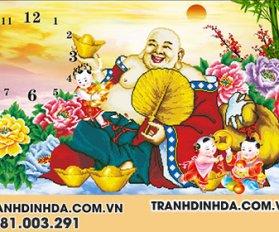 Tranh Dinh Da Dong Ho Phat Di Lac Df28391