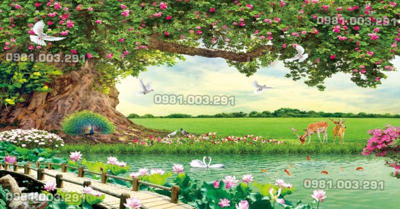 Tranh Da Lv299
